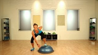 5 Bosu Exercises | Full-Body Workout | Fit How To