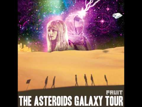 The Asteroids Galaxy Tour - Fruit - WHOLE ALBUM HD