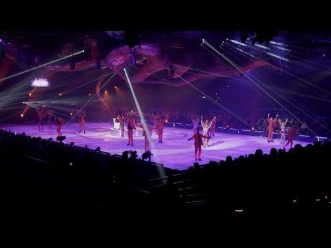 «Holiday on Ice», le spectacle sur glace le plus populaire au monde - Météo à la carte