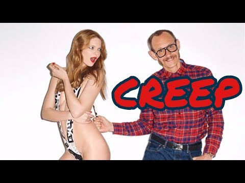 TERRY RICHARDSON IS GROSS