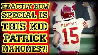 These facts about PATRICK MAHOMES will SHOCK YOU!