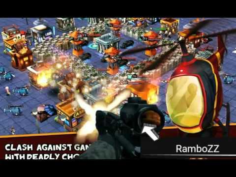 Clash Of Gangs 1.4.1 Hack Cheat Mod Apk Money