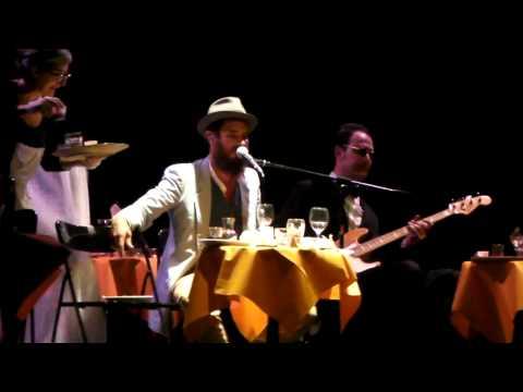 Nobraino live Riccione Teatro del mare - Romagna bella (n.b.RN fan club)