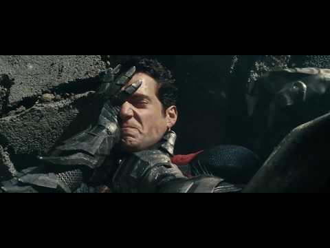 O Homem de Aço: Cena: Superman vs Faora
