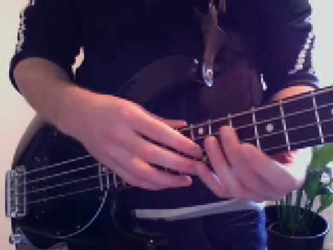 Bass tapping lesson PART ONE (Introduction)