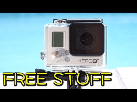 How to Get Free GoPro Stuff