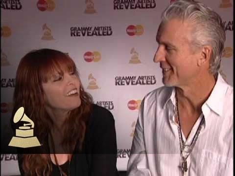 Pat Benatar and Neil Giraldo answer GRAMMY fan questions!   GRAMMYs