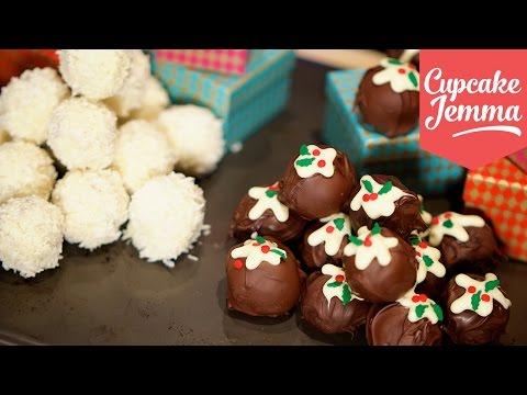 Save Two Recipes for Christmas Truffles! | Cupcake Jemma Pics