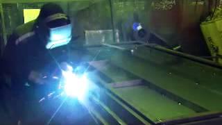 Сварка  стальные двери в Набережных Челнах www.367090.ru ПОДКОВА(, 2013-03-25T21:23:43.000Z)