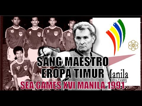 SEA GAMES XVI MANILA 1991 - CERITA SANG MAESTRO EROPA TIMUR PENYUMBANG MEDALI EMAS KEDUA