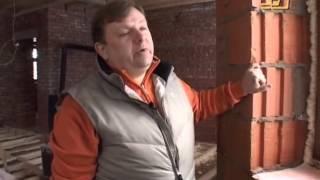 видео Теплопроводность кирпича: керамического (красного), пустотелого, силикатного, поризованного