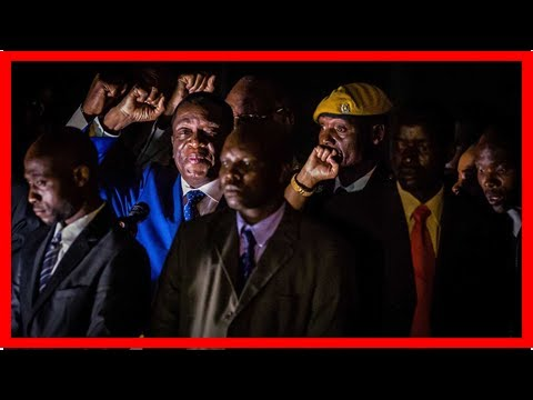 World News - ' I don't have time for the emotions ': mugabe later, through the lens of photographer