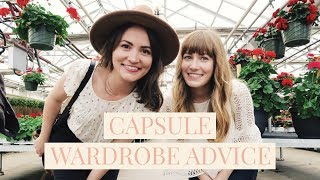 What We Learned From Our First Capsule Wardrobe