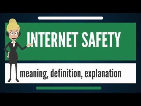 what-is-internet-safety?-what-does-internet-safety-mean?-internet-safety-meaning-&-explanation