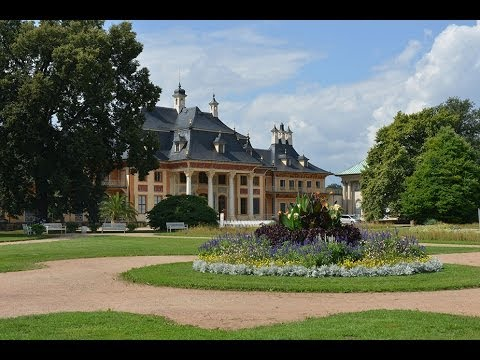 Pillnitz Castle Dresden Germany