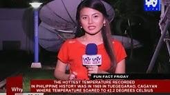 ITCZ to bring light to moderate rains over Palawan, Visayas, Mindanao this weekend