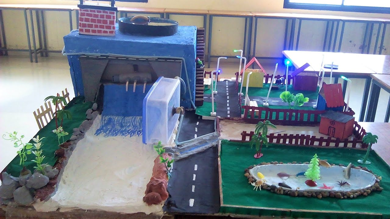 How Do Hydroelectric Dams Work Parts Of A Dam Examined Explained