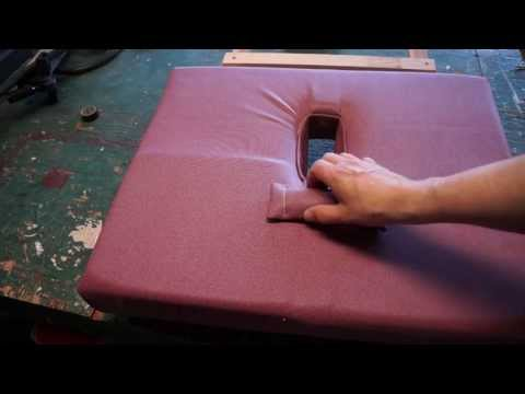 Make a Portable, Stowable, Massage Table