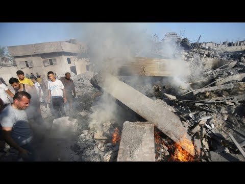 After Israel Decimated Gaza, Human Rights Defenders Failed It (4/4)