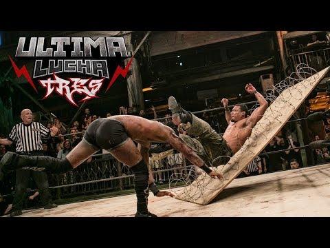 Killshot vs Dante Fox en Última Lucha 3, reunión de The Shield, turn de Enzo Amore   ARDL Directo