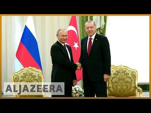 🇷🇺 Moscow talks: Erdogan to discuss Syria with Putin | Al Jazeera English