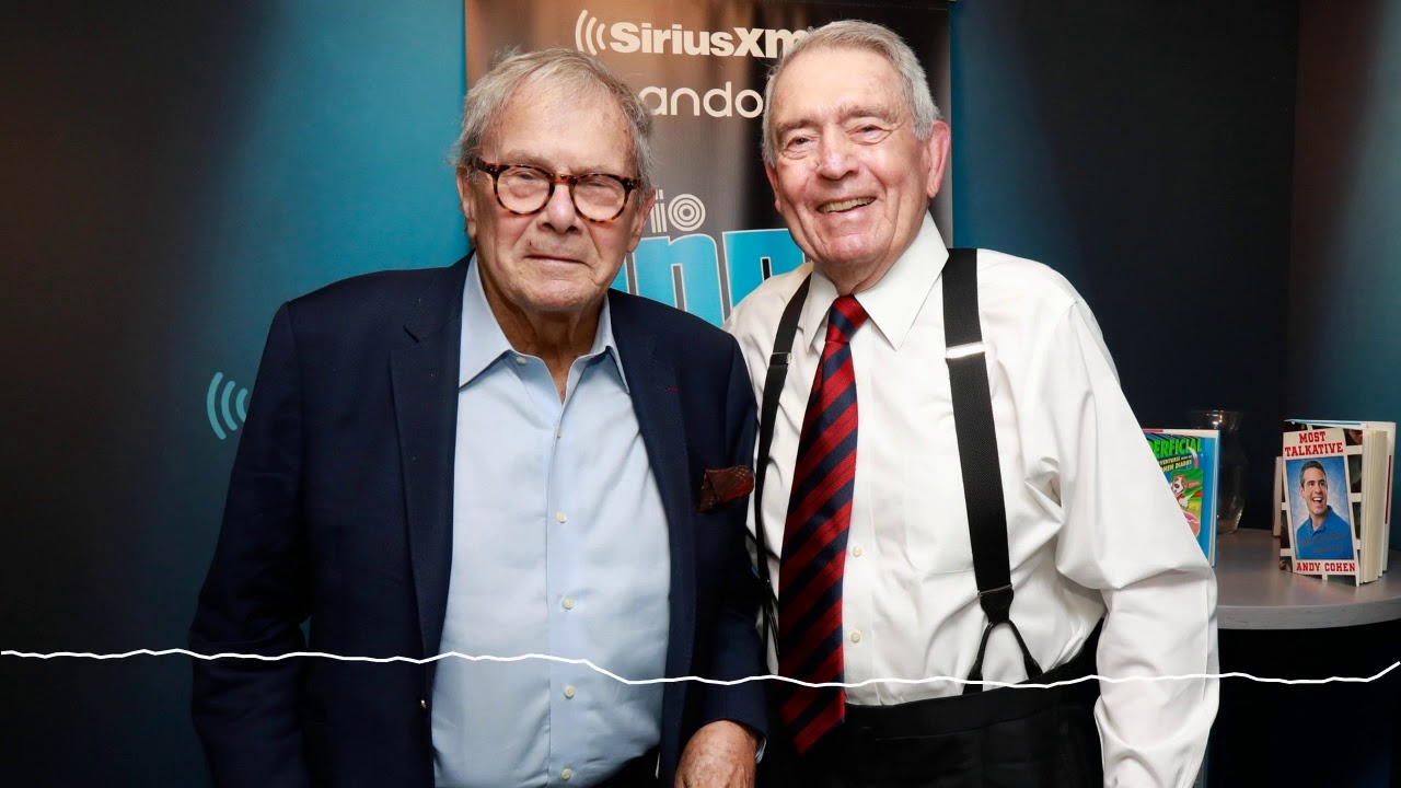 "Tom Brokaw Reflects on ""The Big 3"", Competition with Dan Rather"