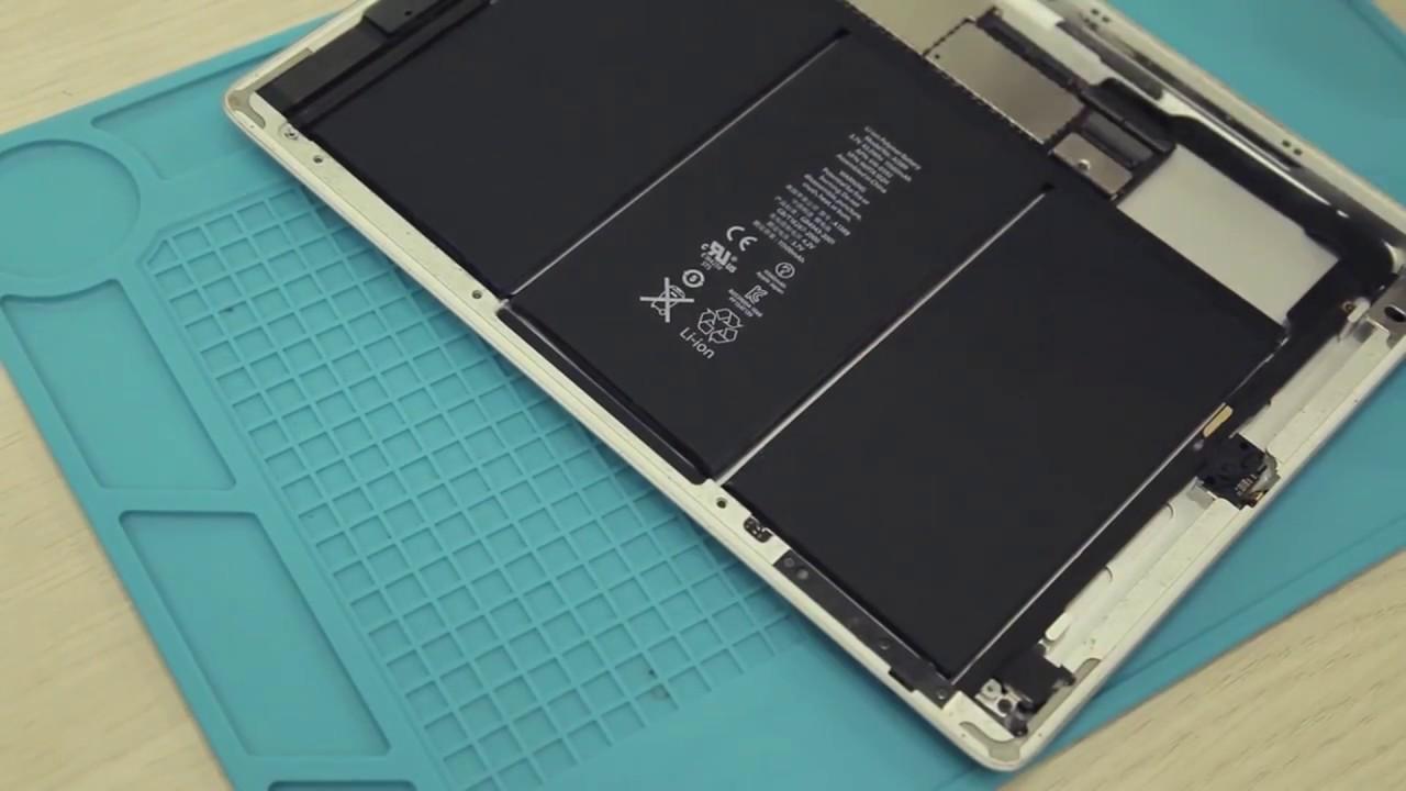 iPad3: Thay thế loa ngoài [Phát Thành Mobile]
