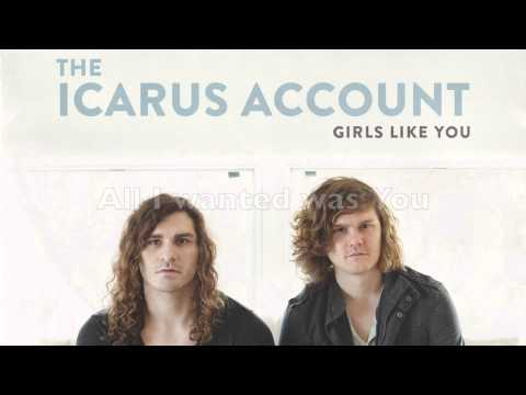 The Icarus Account - You (acoustic) (w/ lyrics)