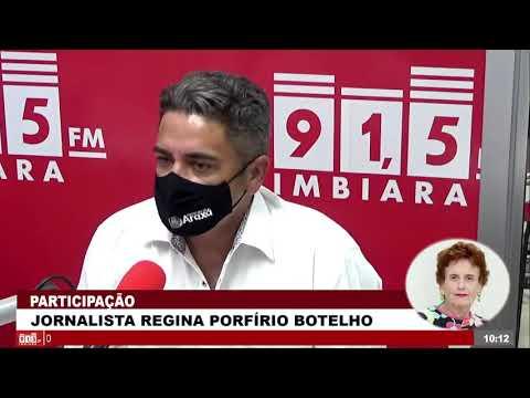 Entrevista Robson Magela e Mauro Chaves 100 dias de Governo em Araxá