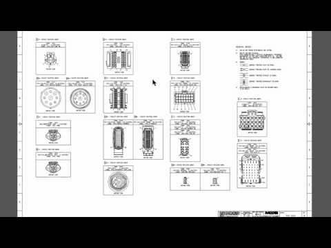 how to look up wiring diagrams for kenworth youtube 79 Mustang Wiring Diagram