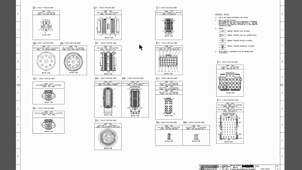 How To Look Up Wiring Diagrams For Kenworth