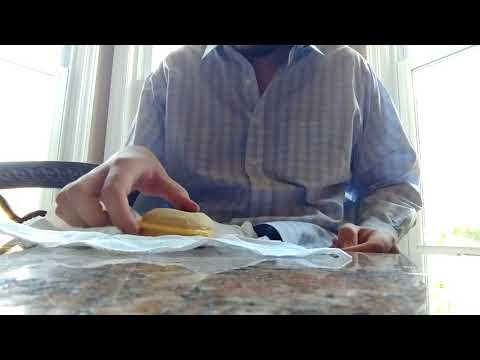 NutriSystem Food Review - Canadian Style Turkey Bacon, Egg and Cheese Muffin [Breakfast]