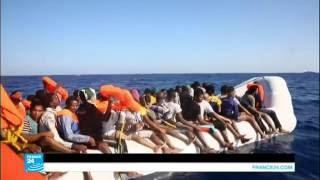 خفر السواحل الإيطالي ينقذ نحو 6500 مهاجر قبالة السواحل الليبية