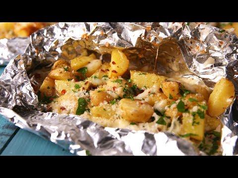 Campfire Potatoes  Delish