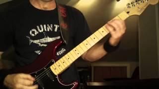 Slayer Spirit In Black Guitar Cover