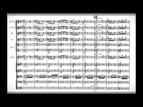 Paul Dukas - The Sorcerer's Apprentice - Orchestal Score