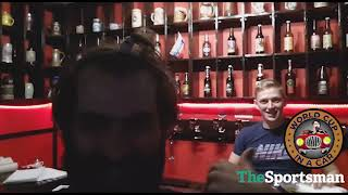 FIFA WORLD CUP 2018 IN A CAR DAY 19 PART THREE: Beer! We need beer!