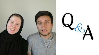 Q&A | What we like about each other, money saving tips, etc.