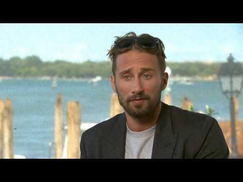 Venice 2015: Matthias Schoenaerts talks about 'A Bigger Splash'