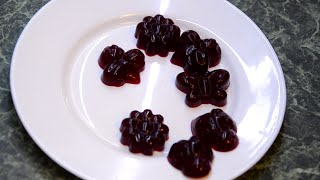 Безуглеводный Диетический Мармелад без Сахара. Десерт на 0 калорий / LowCarb Jelly