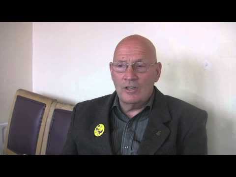 UKIP in Stanford le Hope Local Jobs for Local people says candidate Roy Jones