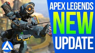APEX UPDATE – New Weapon HAVOC, Exclusive Pathfinder Skin + 3 NEW Game Modes LEAKED Survival Mode, T