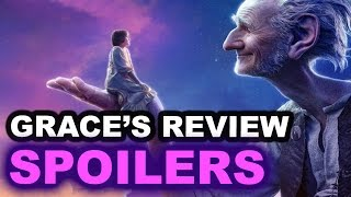 The BFG Movie Review SPOILERS