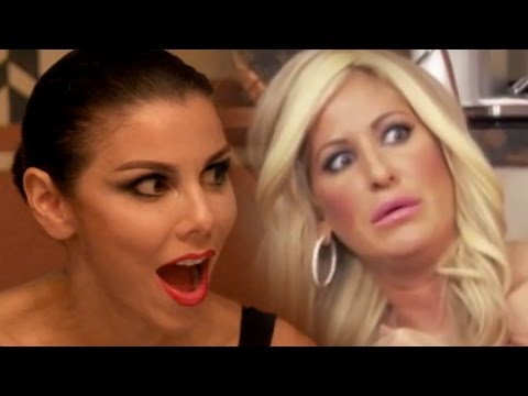 22 Most Ridiculous Real Housewives Moments