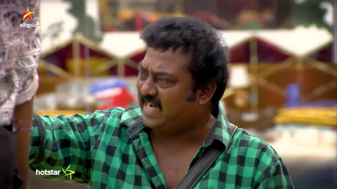 Bigg Boss Tamil 3 Day 40 Highlights: Saravanan and Cheran get Heated
