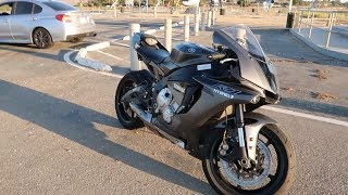 Yamaha R1 First Ride
