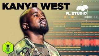 If I Produced for Kanye West