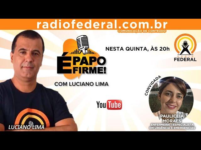 É PAPO FIRME - 15/04/2021