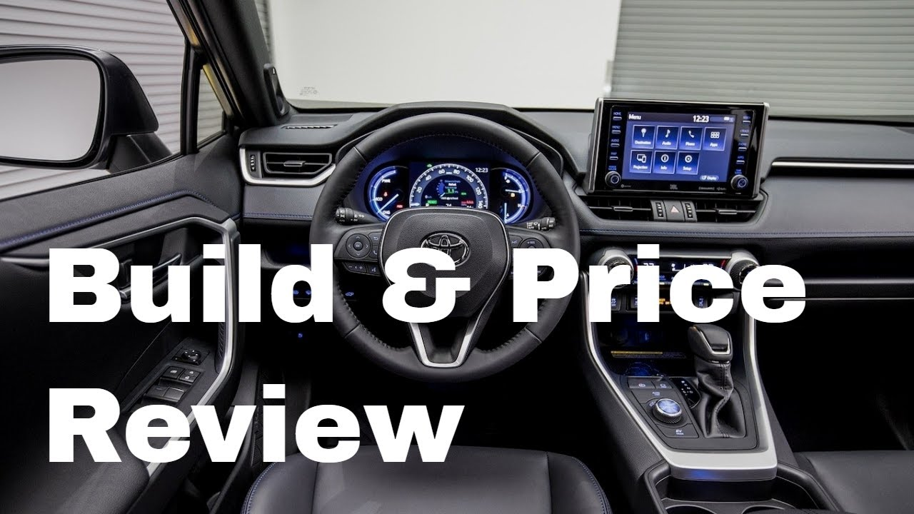 Toyota Build And Price >> 2019 Toyota Highlander Xle Awd Build Price Review Pics