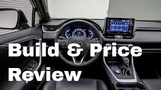 2019 Toyota Highlander XLE AWD - Build & Price Review: Pics, Configurations, Interior, Features
